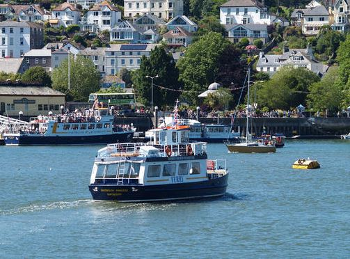 Ferry Passes - Dartmouth to Kingswear
