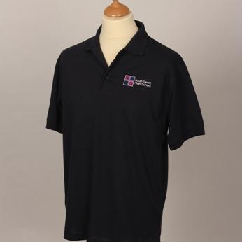 South Devon High School - Male Polo Shirt