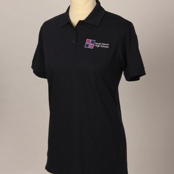 South Devon High School - Female Polo Shirt