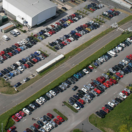 Student Car Parking Pass